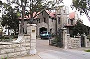 Stone Residence in the Kenwood Neighborhood