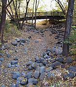 Minnehaha Creek in the Fall