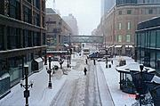 Nicollet and 7th Street(Overhead)