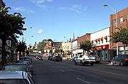 Downtown Kenora, Ontario