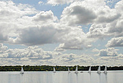 Lake Harriet Sailboats
