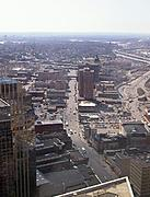 Hennepin Avenue from Above