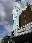 Edina Theater Marquee