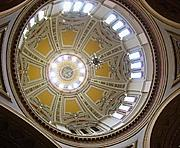 Cathedral of St. Paul Interior Dome