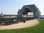 Lake Harriet Bandshell Stage
