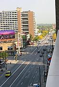 Hennepin Avenue from Overhead