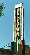 Uptown marquee