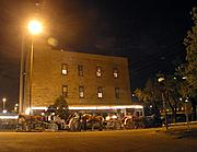 Nicollet Island Inn at Night