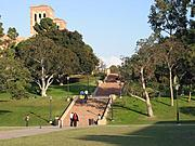 Janss Steps at UCLA