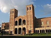 Royce Hall on the UCLA Campus