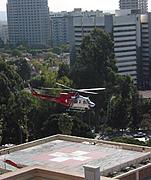 Los Angeles Fire Dept. Helicopter
