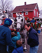 Holiday Horse Ride