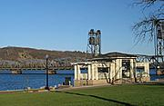 Stillwater Lift Bridge and Gazebo