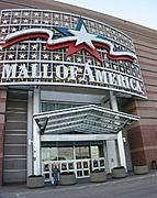 Entrance to the Mall of America