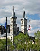 Twin Steeples, Assumption Catholic Church