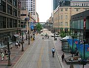 Nicollet Mall and 7th Street South