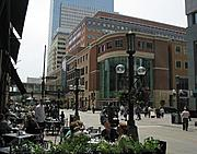 Nicollet Mall and 9th Street
