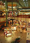 The Mall of America in Bloomington, Minnesota