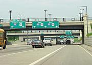 Interstate 94 Freeway in St. Paul