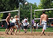 Beach Volleyball at Lake Calhoun