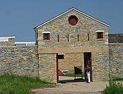Entrance to Historic Fort Snelling