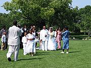 Wedding Party at Minneapolis Park