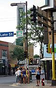 Lake and Hennepin