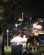 Minnesota State Fair at Night