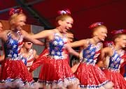 Tap Dancers at the State Fair