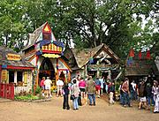 Shops on Narrow Market, Minnesota Renaissance Festival
