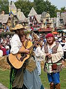Villagers at the Minnesota Renaissance Festival