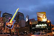 Hard Rock Cafe and First Avenue Nightclub