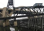Robert Street Bridge and Railroad Bridge