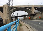 Robert Street Bridge at Shepard Road
