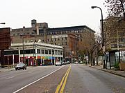 4th Street at Hennepin Avenue