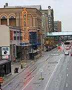 Hennepin Avenue in Downtown Minneapolis