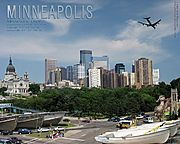 Minneapolis Skyline Collage