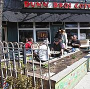 Dunn Bros. Patio