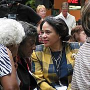 Minneapolis Schools Superintendent Carol Johnson
