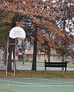 Matthews Park Basketball Court