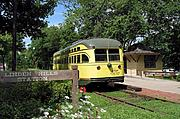 Como-Harriet Streetcar at Linden Hills Station