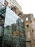 Rear of the Mill City Museum