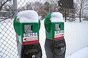 Parking Meters and Snow