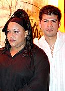 Latin Music Performers (Carlos and Viviana)