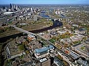 University of Minnesota - Aerial