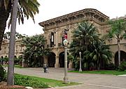 Museum of Photographic Arts, Balboa Park