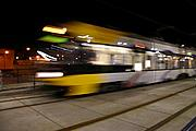 Minneapolis Light Rail Train