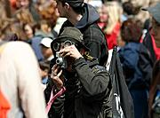 Photographer at Parade