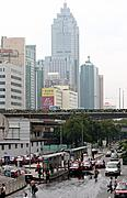 Jianshe Road, Shenzhen, Guangdong, China