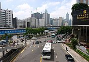 Jianshe Road, Shenzhen, China